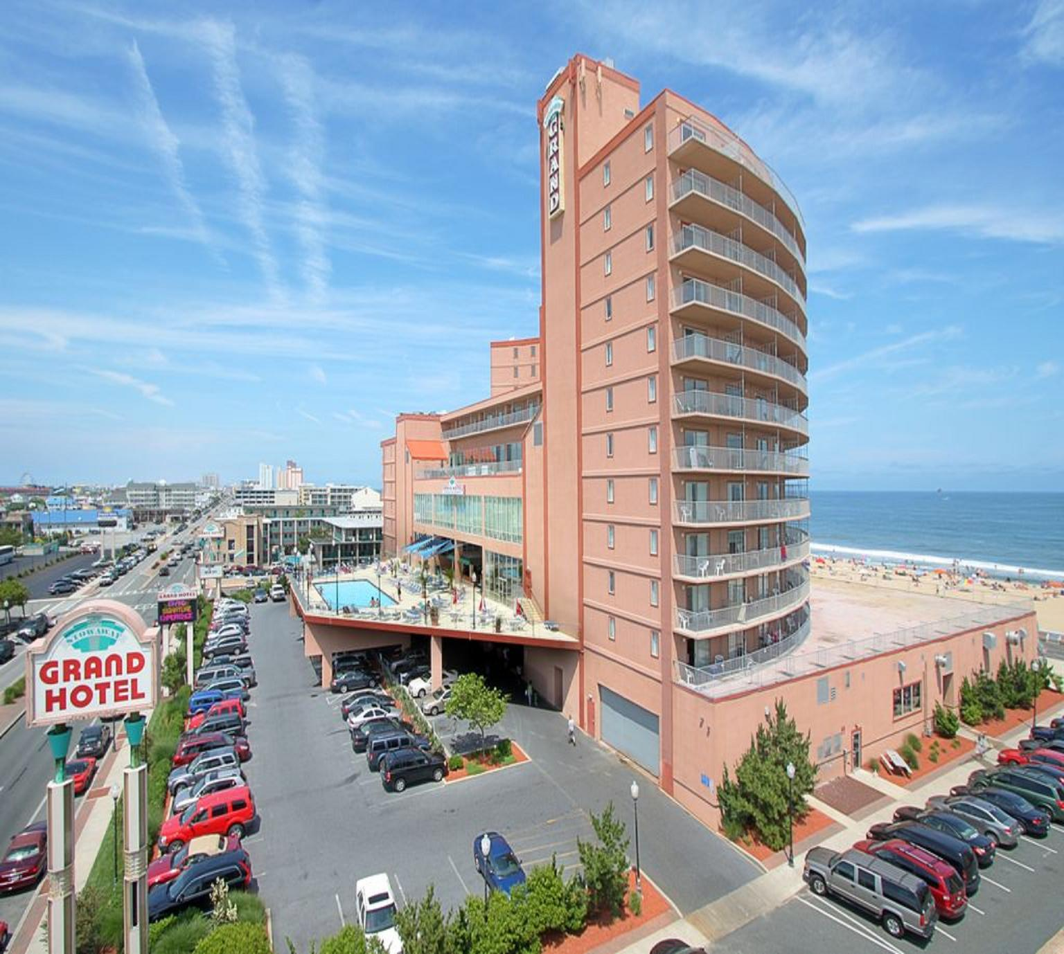 Grand Hotel And Spa 2100 Baltimore Avenue Ocean City Md 21842